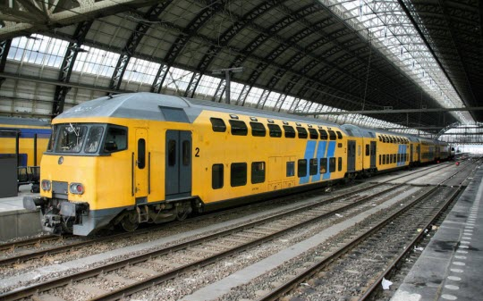 A-Train-in-The-Netherlands